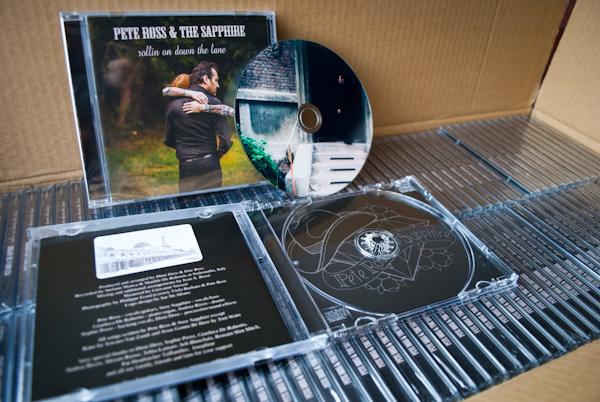 PeteRoss&TheSapphireCDs