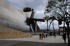 The Guggenheim, Bilbao