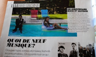 Elle Bretagne June 2013