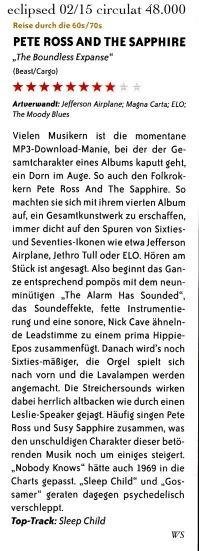 Eclipsed Magazine